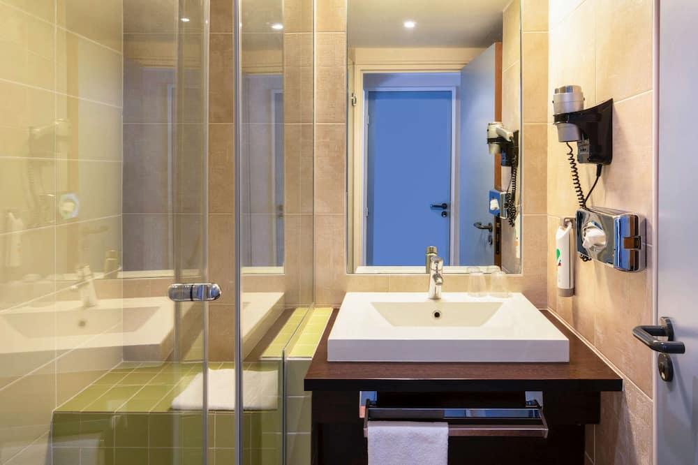Habitación estándar con 2 camas individuales, 2 camas individuales - Cuarto de baño