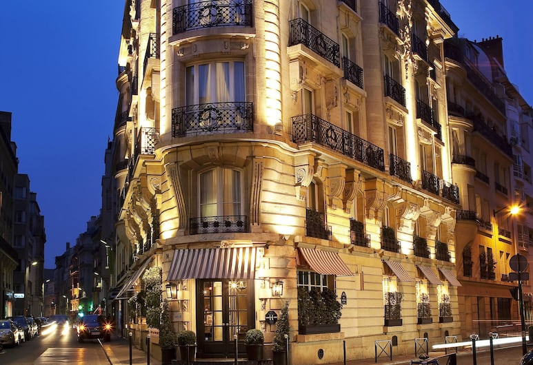 巴黎勒多克漢 Tribute Portfolio 酒店, 巴黎, 外觀