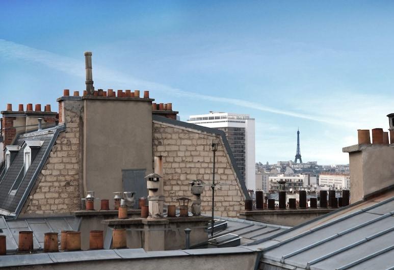 La Manufacture, Parijs, Tweepersoonskamer (Eiffel), Kamer