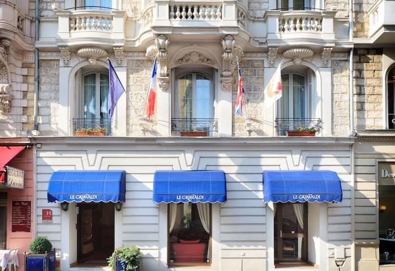 Hôtel Le Grimaldi by Happyculture, Nizza, Hotelfassade