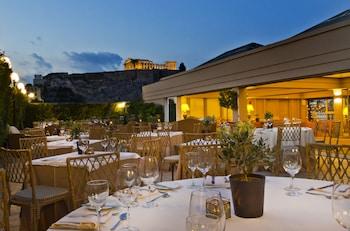 Hotell i Aten