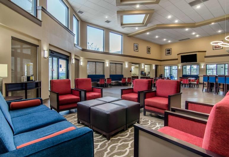 Comfort Inn & Suites, Wichita, Vestíbulo