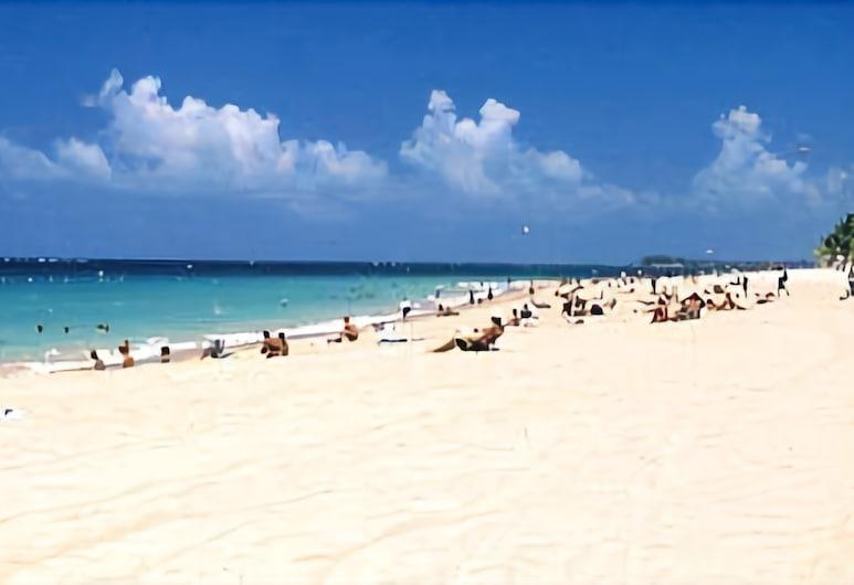 風鈴精品飯店, 聖胡安, 海灘