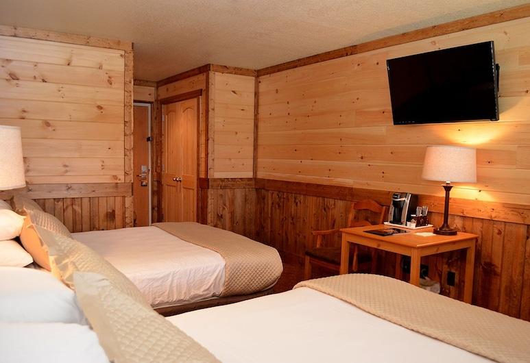 Reid Ridge Lodge, Blue Ridge, prabangus dvivietis kambarys, Svečių kambarys