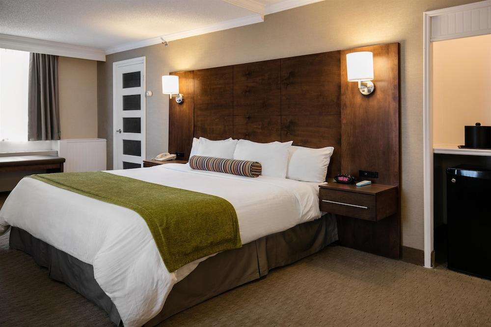 Best Western Ville Marie Montreal Hotel Suites Suite 1 King