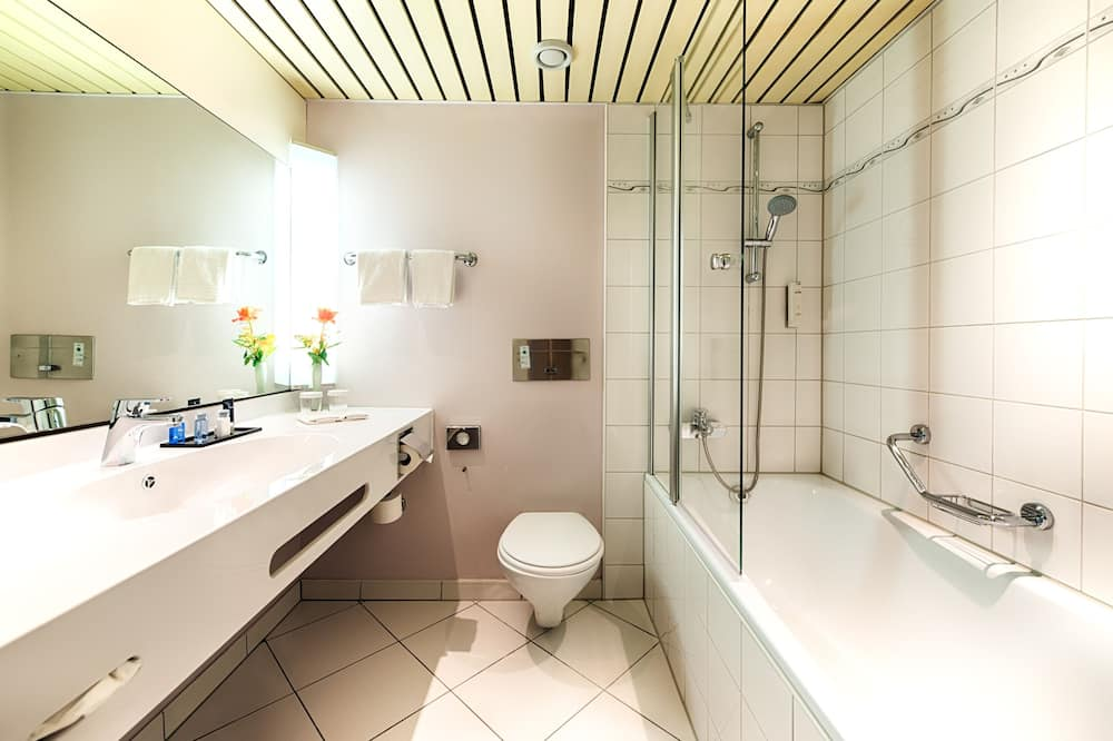 비즈니스 싱글룸 - 욕실