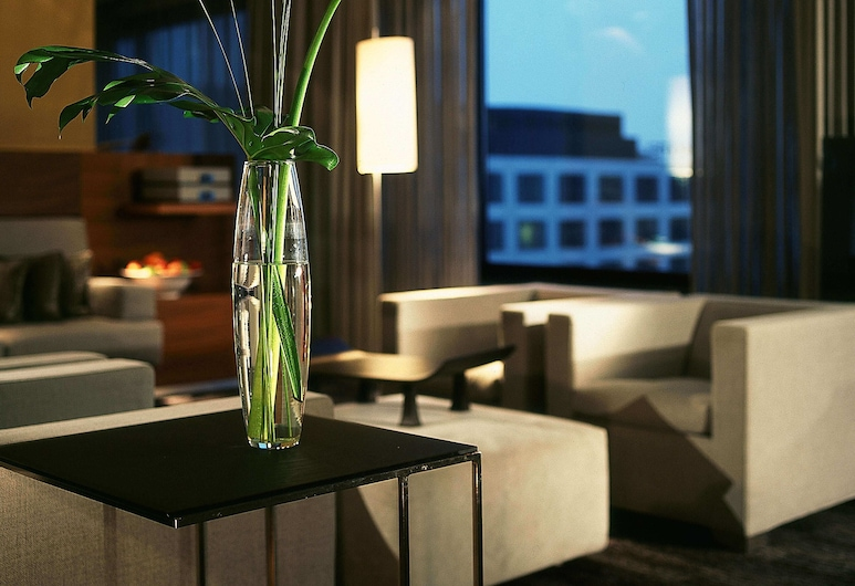 Sheraton Berlin Grand Hotel Esplanade, Berlín, Prezidentské apartmá, Pokoj