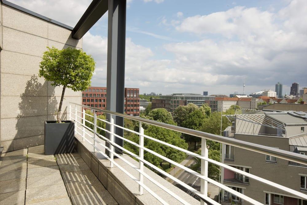 Grand-Suite, 1 Schlafzimmer, Nichtraucher - Balkon