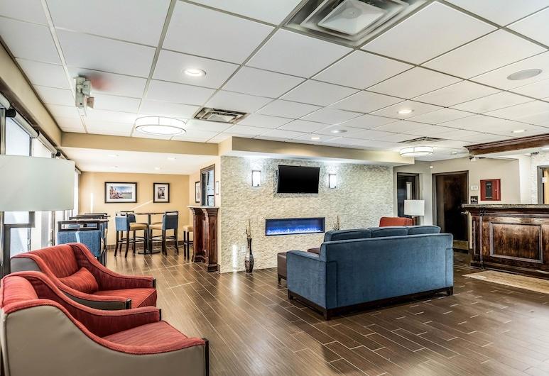 Comfort Inn Downtown, Detroit, Vestibyle