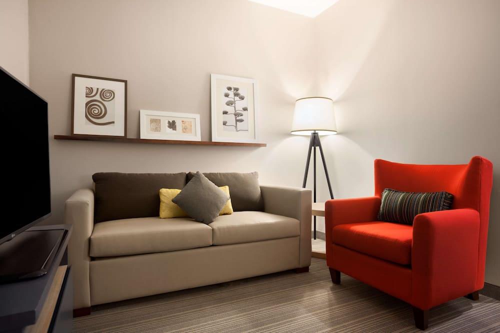 Suite, 1 très grand lit, non-fumeurs - Chambre