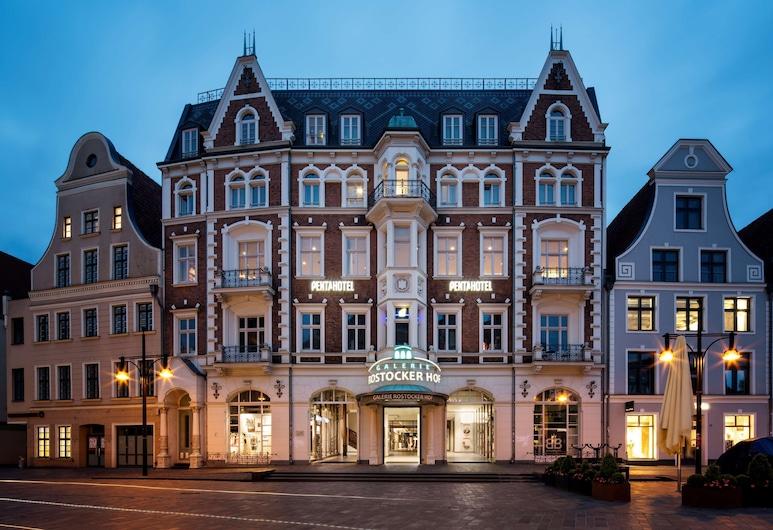 pentahotel Rostock, Rostock, Außenbereich