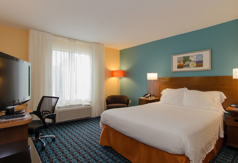 Fairfield Inn by Marriott Columbia Northwest, Columbia, Guest Room