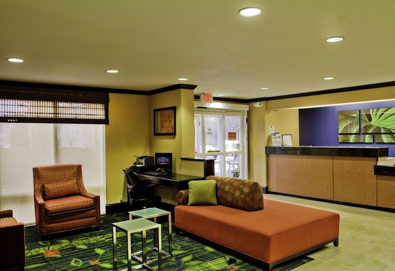 Fairfield Inn by Marriott Columbia Northwest, Columbia, Lobby Sitting Area