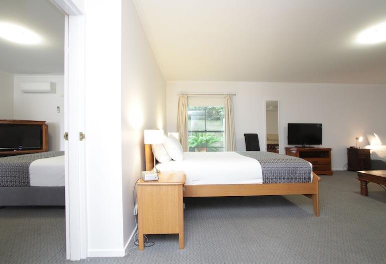 Quality Inn & Suites The Menzies, Bakery Hill, Apartament rodzinny typu Suite, 2 sypialnie, Pokój