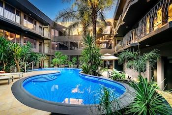 Foto van Best Western Plus Travel Inn Hotel in Carlton
