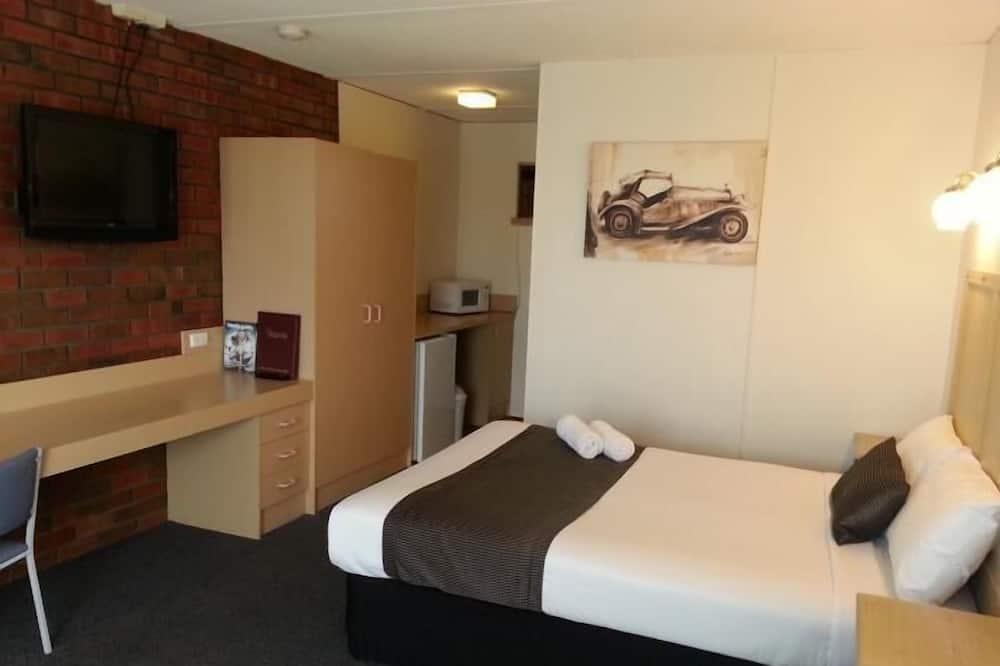 Двухместный номер с 1 двуспальной кроватью, 1 двуспальная кровать «Квин-сайз» - Главное изображение