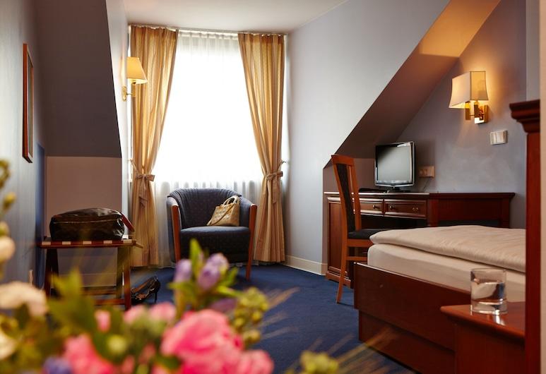 Hotel Concorde München, München, Standard - yhden hengen huone, Vierashuone