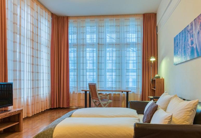 Best Western Hotel Bremen-City, Bremen, Standard-Apartment, 1 Doppelbett, Kochnische, Zimmer