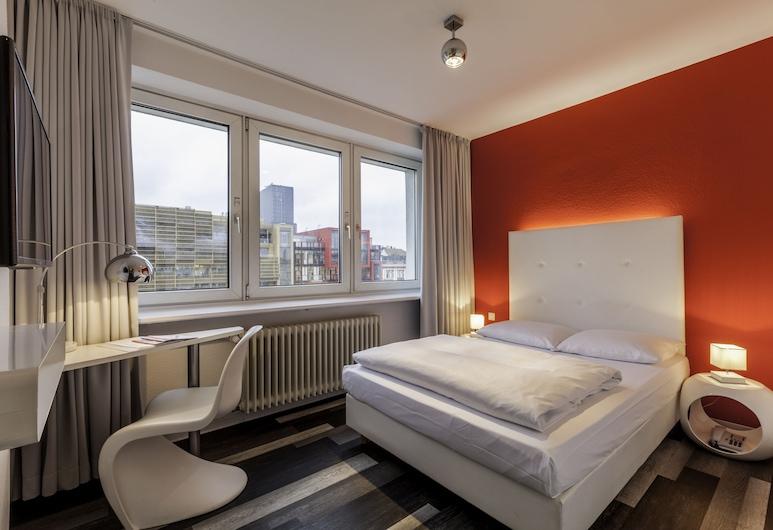 Cityhotel Monopol, Hamburg, Dobbeltrom – standard, Gjesterom