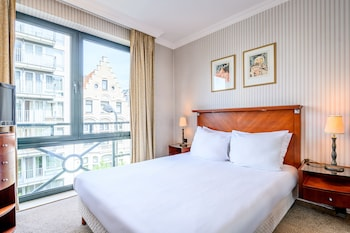 Picture of B-aparthotel Ambiorix in Brussels