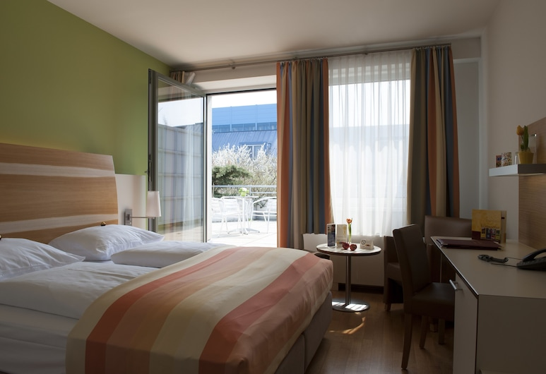arte Hotel Wien Stadthalle, Vienna, Standard Double or Twin Room, Guest Room