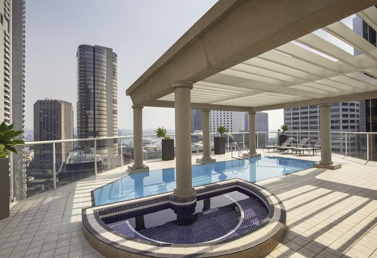Mantra 2 Bond Street, Sydney, Vonkajší bazén
