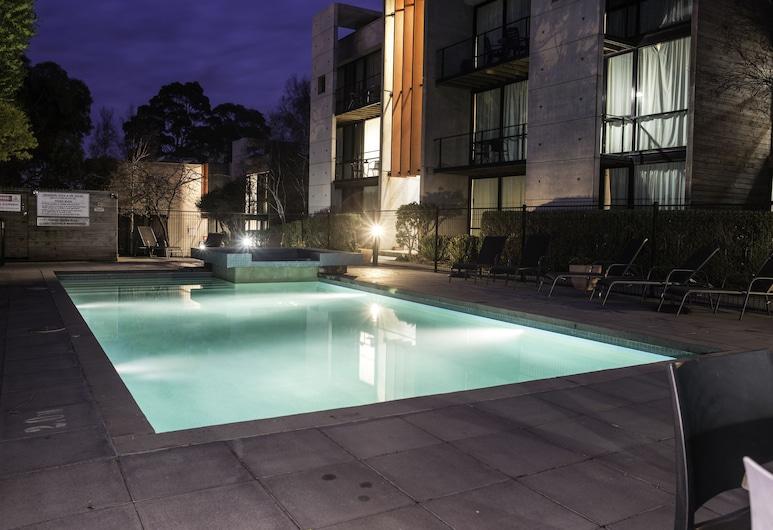 菲利普島公寓酒店, 科威斯, 室外泳池