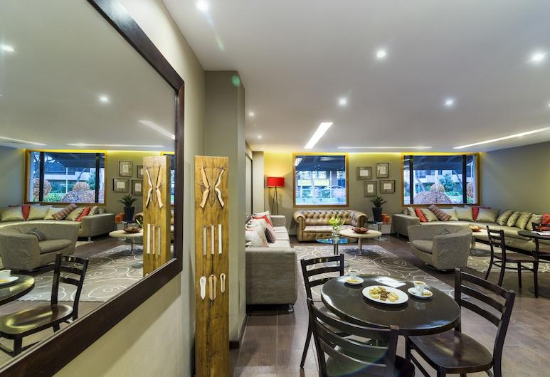 Hotel Rugendas, Santiago, Reception