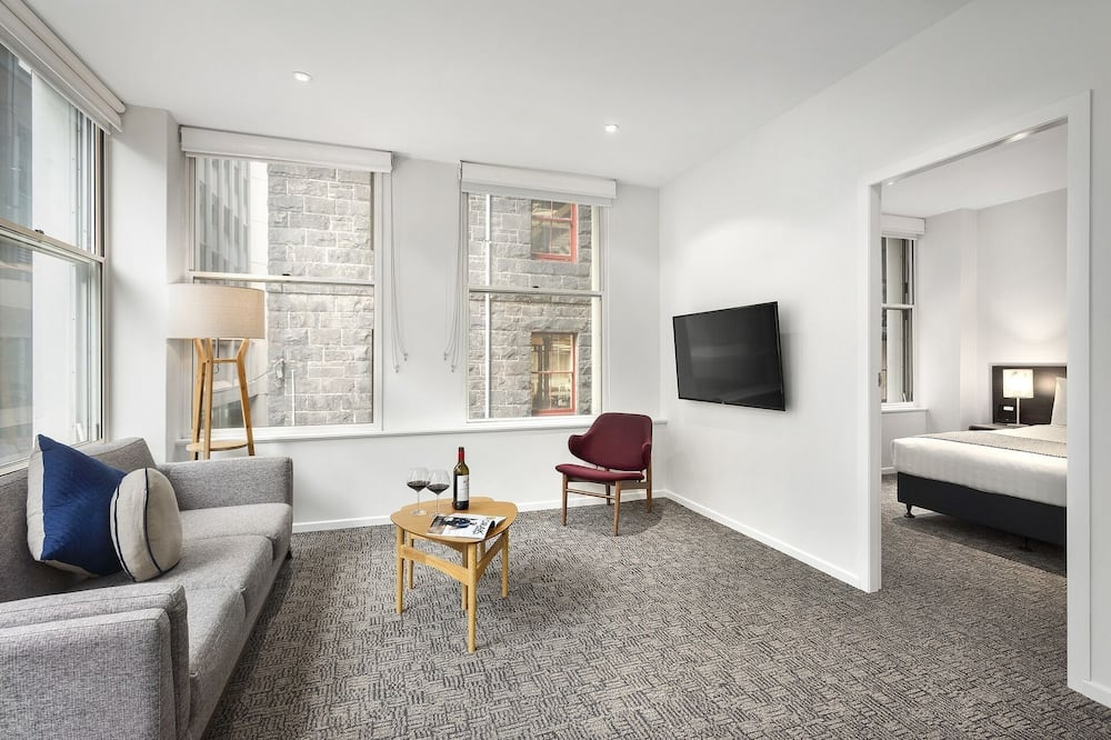Appartamento Executive, 1 camera da letto - Area soggiorno