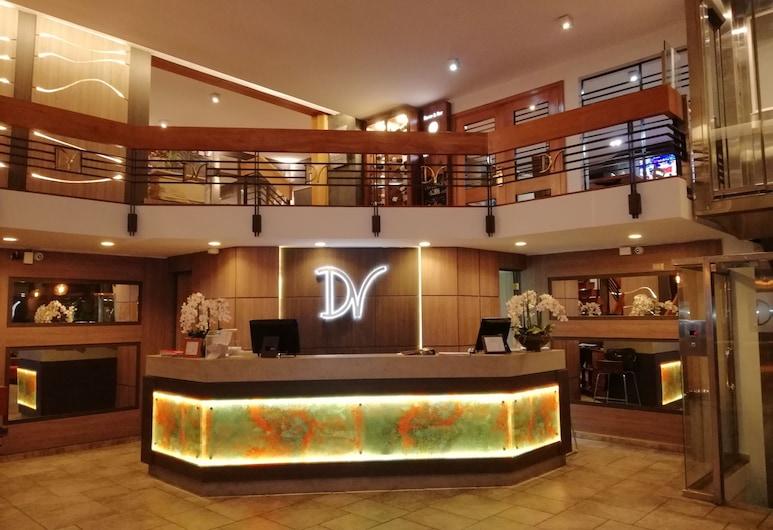 Hotel Diego de Velazquez, Santiago, Recepcia
