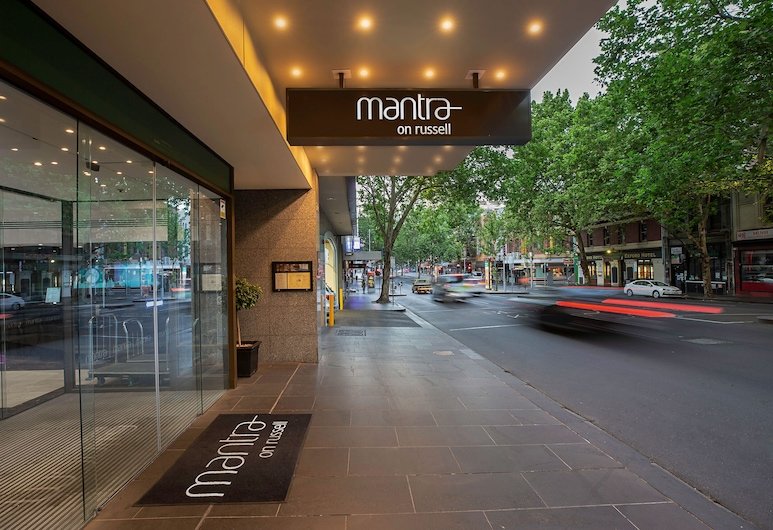 Mantra on Russell, Melbourne