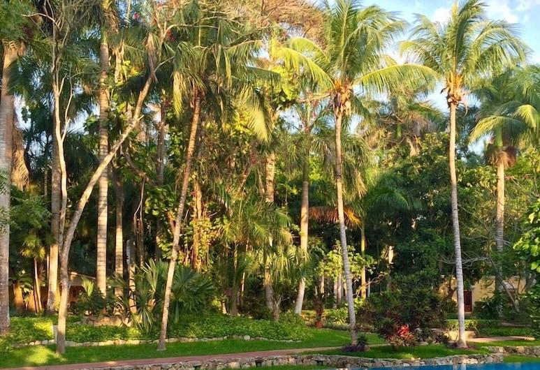 Hacienda Chichen Resort & Yaxkin Spa, Chichén Itzá, Piscine en plein air