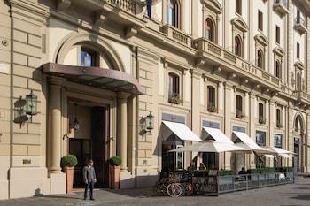 Gambar Rocco Forte Hotel Savoy di Florence