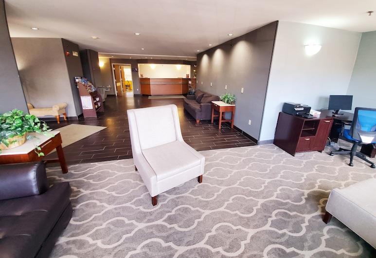 Americas Best Value Inn & Suites Racine, Racine, Fuajee