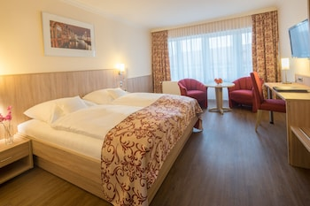 Hamburg bölgesindeki Apartment-Hotel Hamburg Mitte resmi
