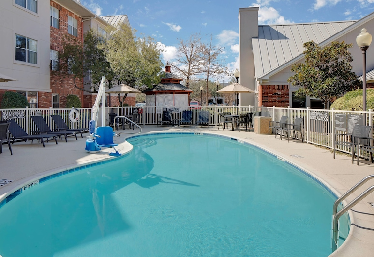 Residence Inn by Marriott DFW Airport North-Irving, Irving, Alberca al aire libre