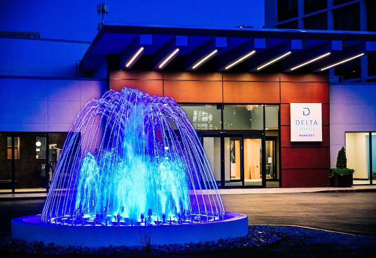 Delta Hotels by Marriott Cincinnati Sharonville, Cincinnati, Hotel homlokzata