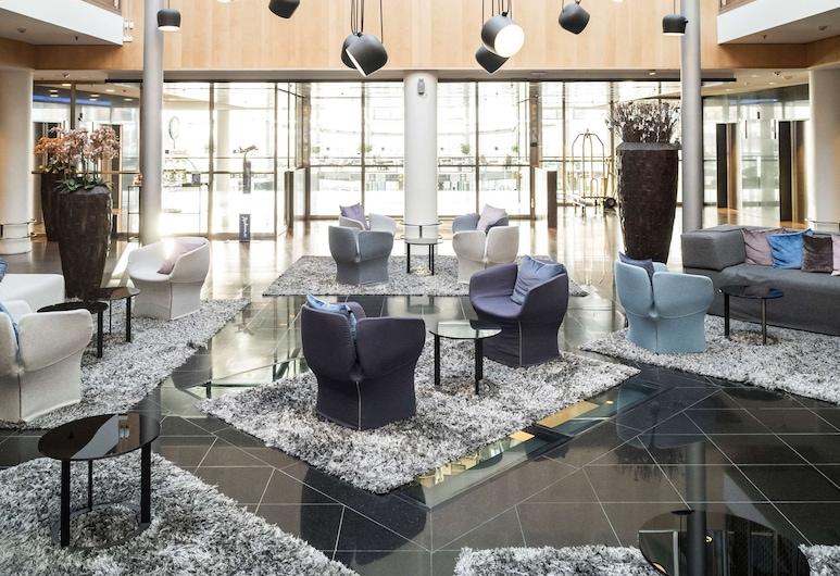 Radisson Blu Airport Terminal Hotel, Stockholm-Arlanda Airport, Arlanda, Predvorje