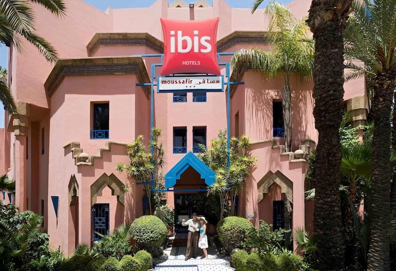 宜必思穆薩菲爾馬拉喀什中心火車站酒店, 馬拉喀什