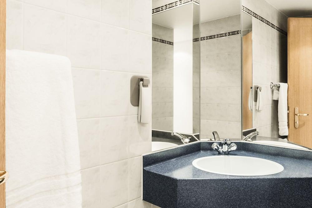 Quarto Twin, 2 camas individuais - Casa de banho