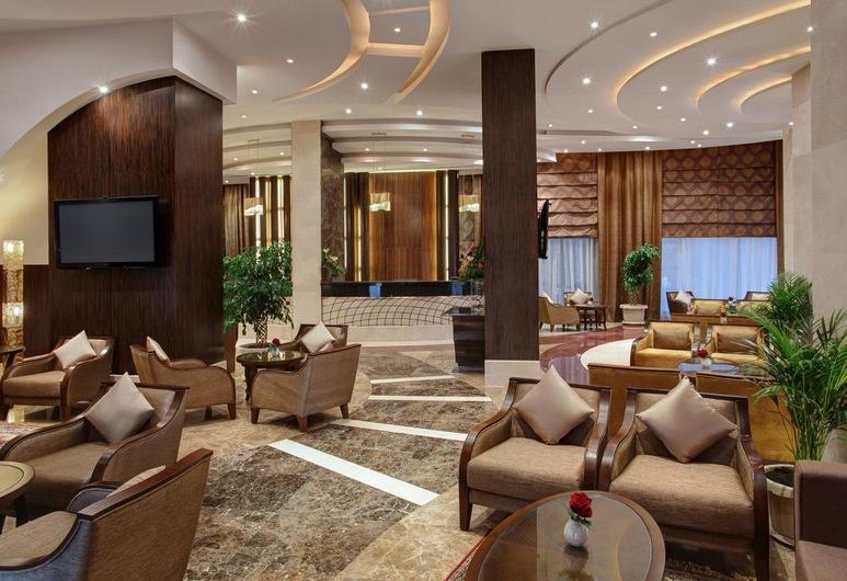 エラフ キンダ ホテル, メッカ, ロビー応接スペース