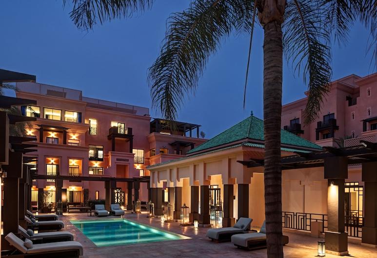 Movenpick Hotel Mansour Eddahbi Marrakech, Marrakesch, Außenpool