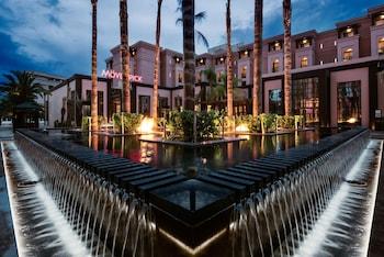 Marrakech bölgesindeki Movenpick Hotel Mansour Eddahbi Marrakech resmi
