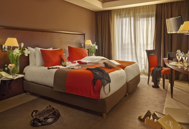 Hotel Le Diwan Rabat-MGallery, Rabat, Rom – superior, Gjesterom