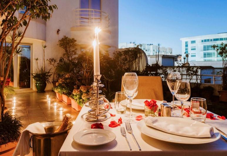 Hotel Le Diwan Rabat-MGallery, Rabat, Ristorante