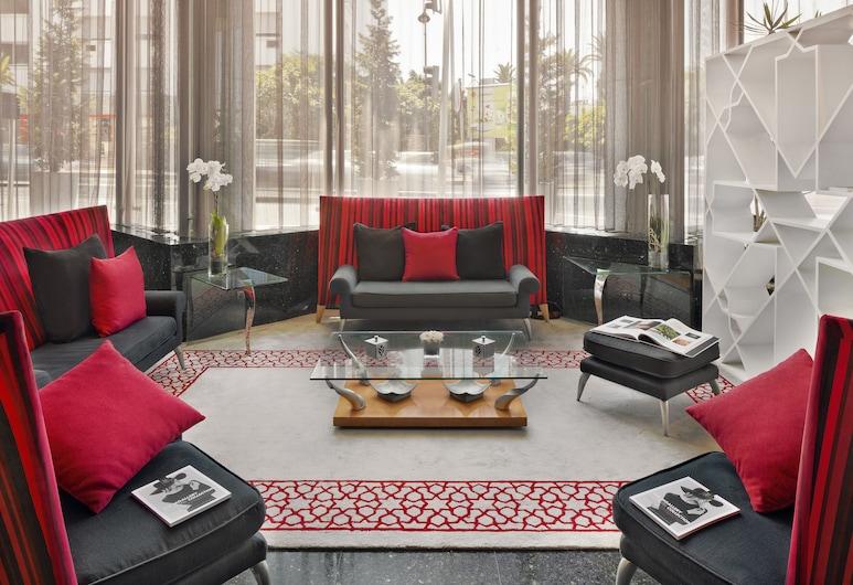 Hotel Le Diwan Rabat-MGallery, Rabat, Lobby Sitting Area