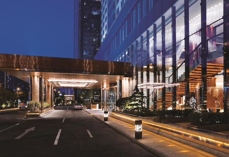 Kerry Hotel, Beijing, Peking, Hotelfassade