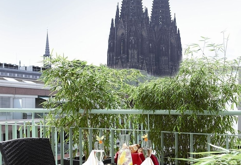 Lindner Hotel Dom Residence, Cologne, First Class Room, Balcony