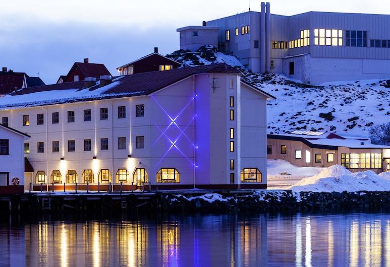 Scandic Bryggen, Nūrkapa, Viesnīcas priekšskats