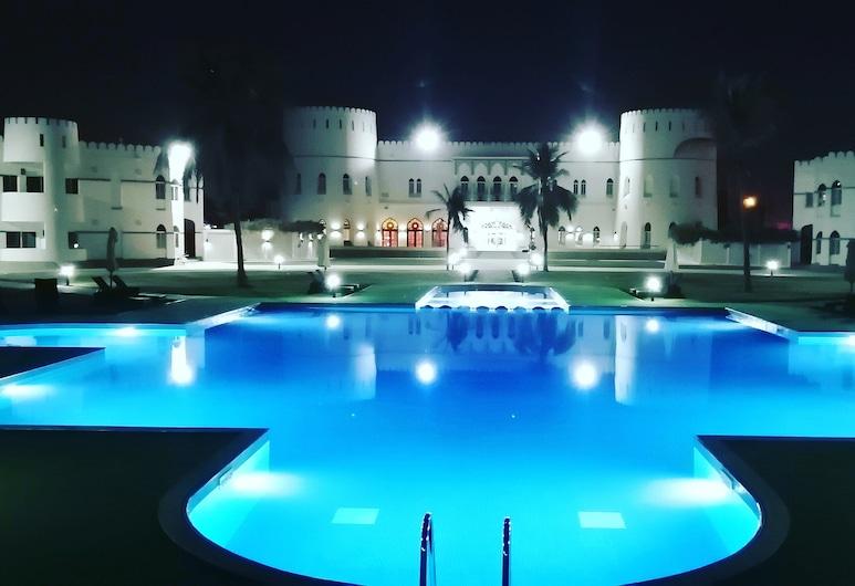 Sohar Beach Hotel, Sohar, Innendørsbasseng